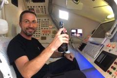 Unsere Apollo-Kapsel auf der AME 2019