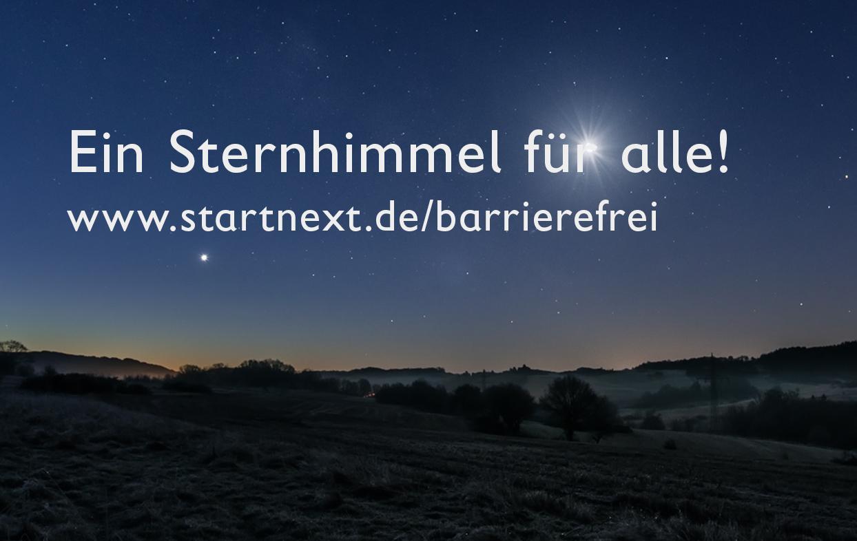 Ein Sternhimmel für alle